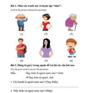Trang 1 sách bài tập Tiếng Việt 123