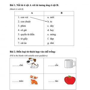 Tieng Viet 123 - workbook - page 13