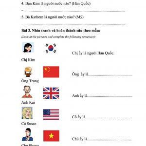 Trang 2 sách bài tập Tiếng Việt 123