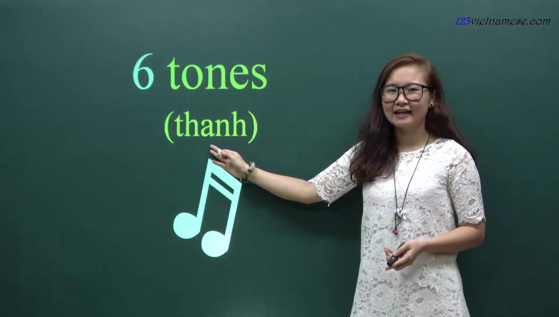 Vietnamese Tone System