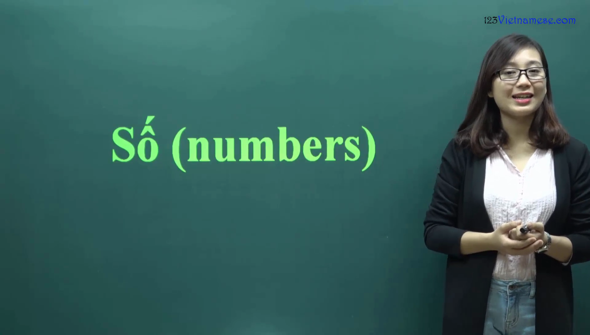 Numbers in Vietnamese