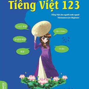 Bia sach Tieng Viet 123