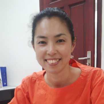 Ms. Miki Norimatsu - Japanese