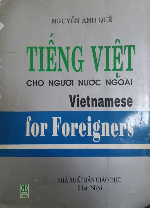 vietnamese for foreigners, nguyen anh que, learning