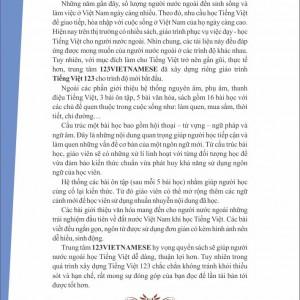 """Giới thiệu sách """"Tiếng Việt 123"""""""