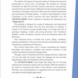"Introduce ""Tieng Viet 123"" book"