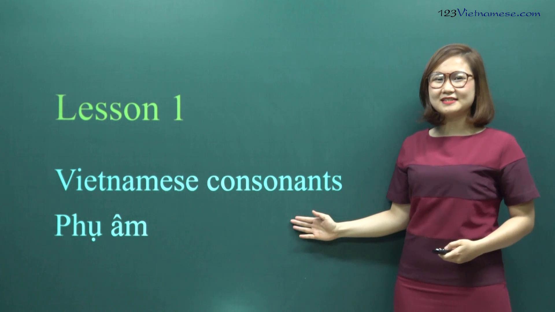 123Vietnamese course