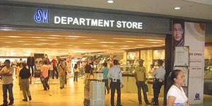 Department store in vietnam